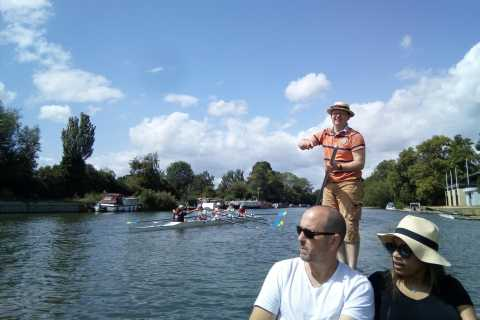 Oxford: Private Punting Trip with Optional Walking Tour