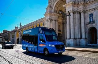 Lissabon: Sehenswürdigkeiten Tour mit Multimedia-Bus