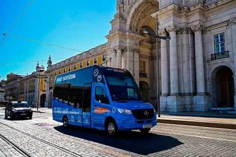 Lisbon: Landmarks Tour by Multimedia Bus