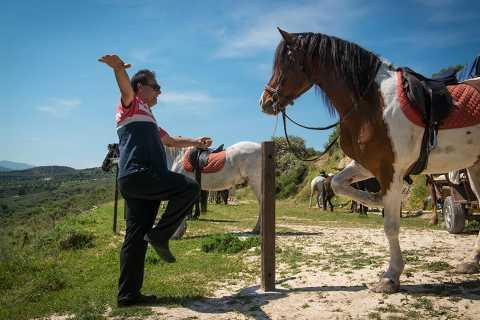 Heraklion: dagje paardrijden, met lunch