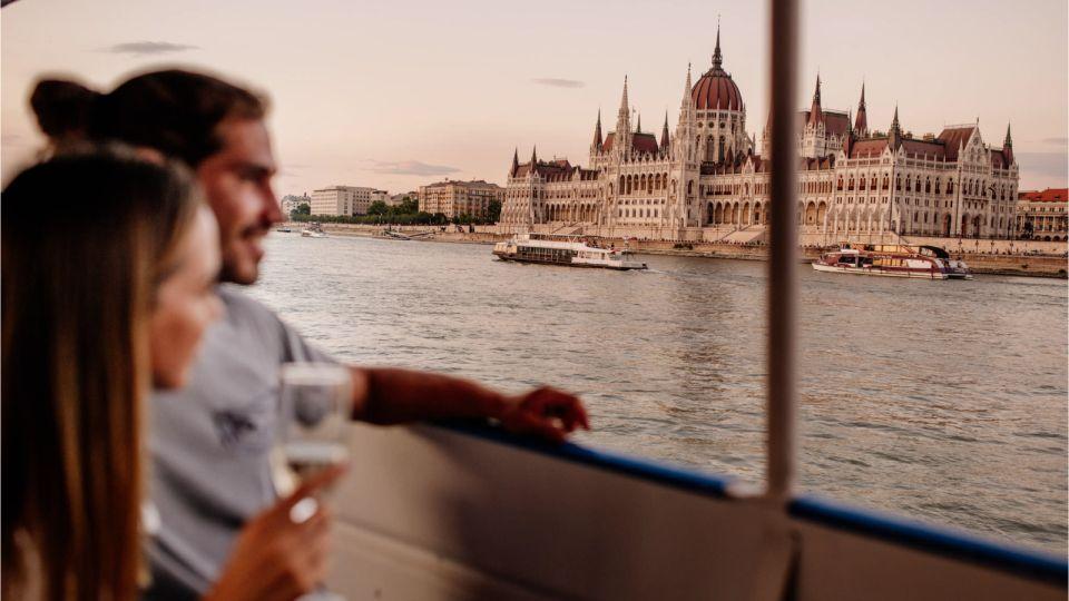 Wieczorny rejs Dunajem