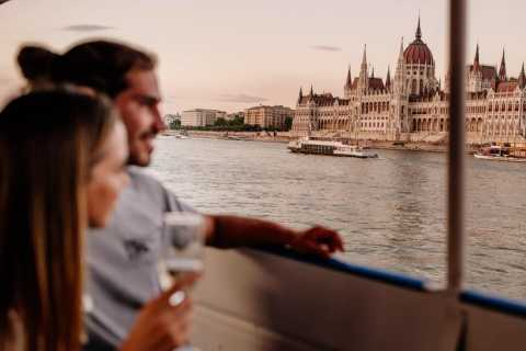 Boedapest: ultieme avondrondvaart met optioneel drankje