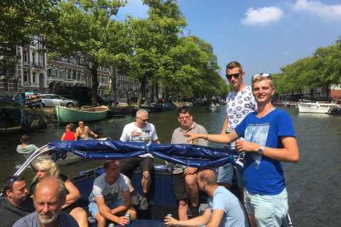 Amsterdam: Cruise with Spare Ribs and Open Bar