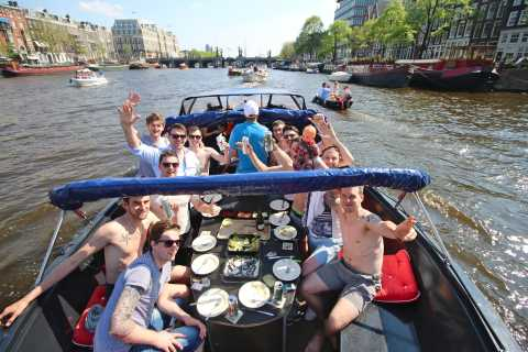 Amsterdam: Happy Healthy Canal Cruise
