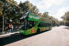 Ônibus Hop-On Hop-Off c/ Passeio Barco e Noturno