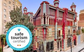 Skip-the-Line: Gaudi's Casa Vicens