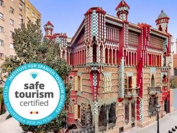 Casa Vicens: Ticket ohne Anstehen