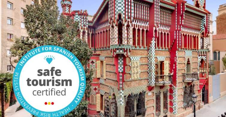 Skip-the-Line: Gaudi's Casa Vicens