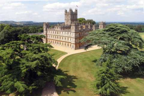 From London: Day Trip to Highclere Castle and Oxford