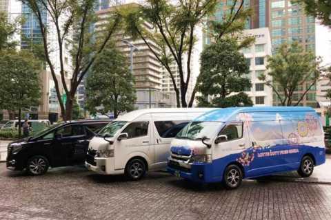 Tokio Gemeinsamer Transfer zum / vom Flughafen Narita (NRT)