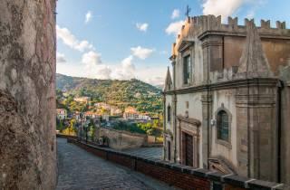 Ab Palermo: Halbtägiger Corleone-Ausflug
