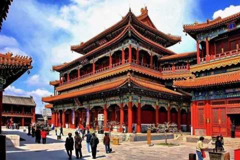 Beijing: Confucius Temple and Imperial Academy Walking tour