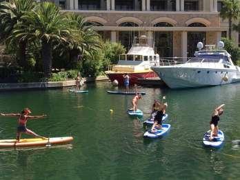 Kapstadt: Stand-up-Paddleboard-Erfahrung