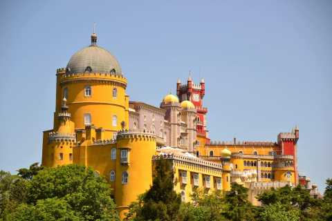 From Lisbon: Sintra, Cascais and Cabo da Roca Coast Day Tour