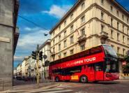 Mailand: Wanderung und offene Bustour mit Live Guide