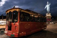 Lendas Urbanas de Quito à Noite