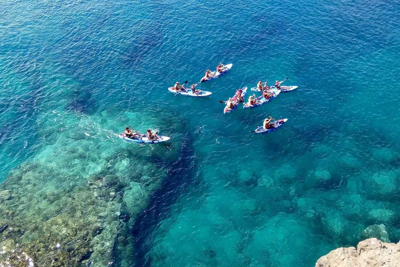 Lanzarote: Kajakfahren und Schnorcheln am Papagayo Beach