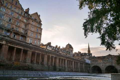 Bath: 25-Minute City Boat Trip to Pulteney Bridge