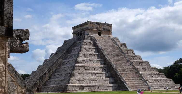 From Tulum: Chichen Itza, Cenote, and Valladolid Tour