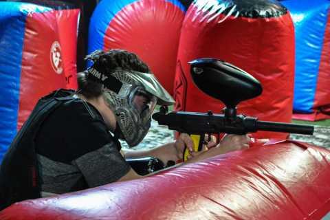 Queenstown: Indoor Paintless Paintball Game