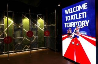 Madrid: Atleti Territory Museum und Wanda Metropolitano Tour