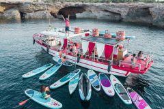 Ibiza: Passeio de Barco de 3 Horas com Tudo Incluído