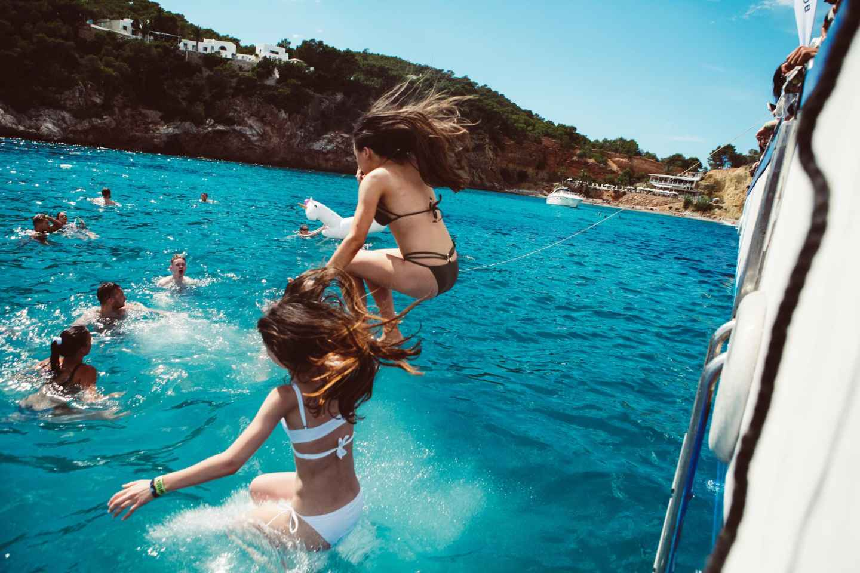 Ibiza: All-inclusive-Bootstour nach Es Vedra und Formentera