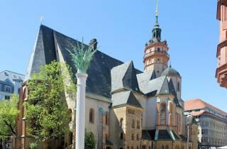 Leipzig: Privater Altstadtrundgang