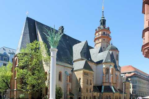 Leipzig: tour privado de la ciudad vieja