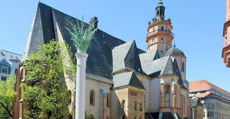 Leipzig: Private Tour of the Old City