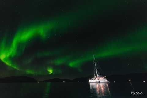Tromso: 3-Hour Northern Lights Sailing Excursion