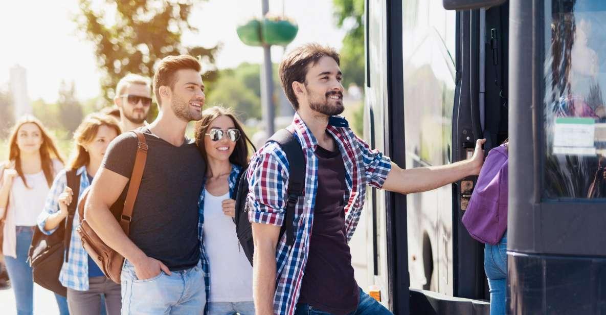 Rom: Shuttle-Bus-Transfer zum/vom Flughafen Fiumicino