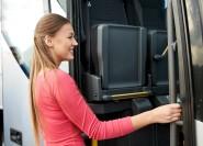 Rom: Shuttlebus Transfer zum oder vom Flughafen Fiumicino