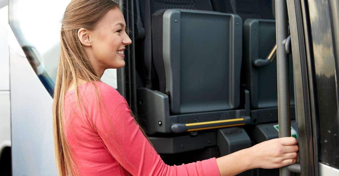 Roma: bus navetta da o per l'aeroporto di Fiumicino