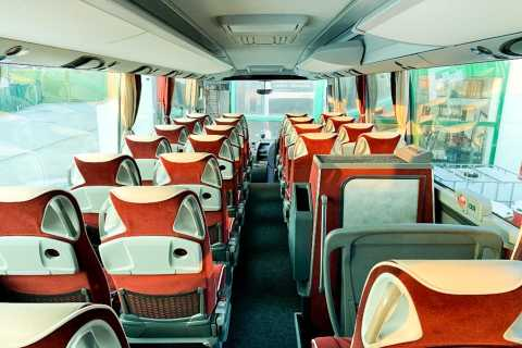 Rome: Shuttle Bus Transfer to or from Fiumicino Airport