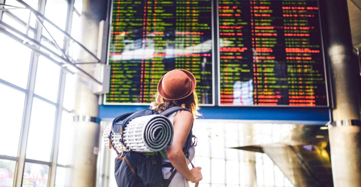 Rom: Transfer med pendelbuss till/från Ciampino-flygplatsen