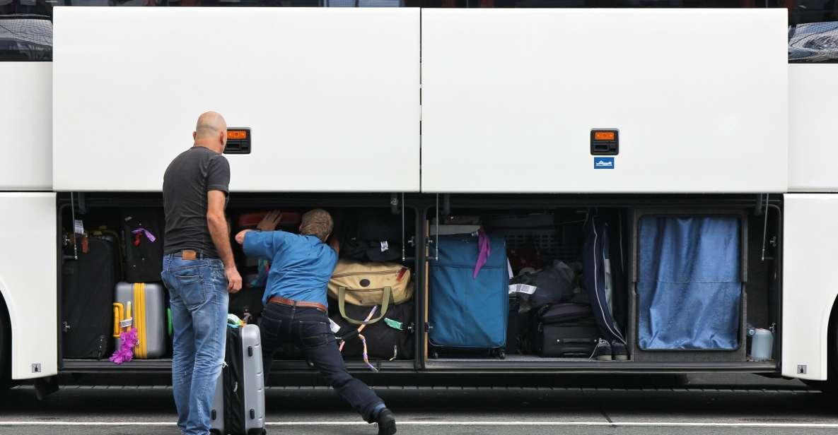 Rom: Shuttle-Bus-Transfer zum oder vom Flughafen Ciampino