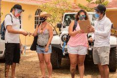 Cozumel: Excursão Particular de Jipe com Almoço e Snorkel