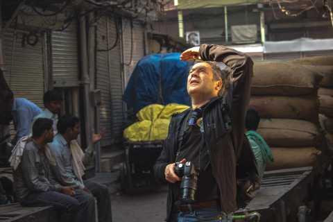 Delhi: recorrido fotográfico por la antigua y moderna Delhi con almuerzo