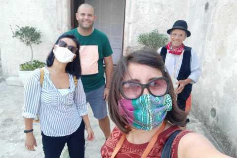 Matera: rondleiding door Sassi di Matera
