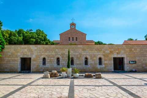 Da Tel Aviv: gita di un giorno in Galilea cristiana e Nazareth