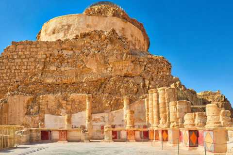 Jerusalem: Masada National Park and Dead Sea Excursion