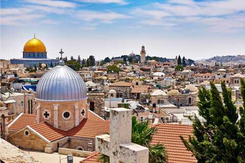 Gerusalemme: tour di mezza giornata da Tel Aviv
