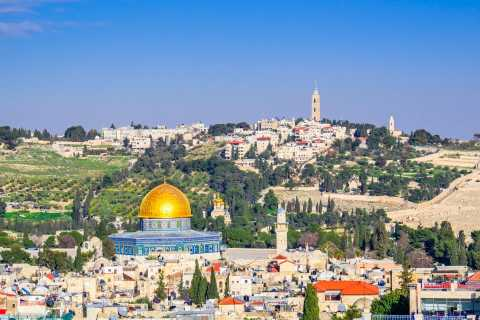 From Tel Aviv: Highlights of Jerusalem Biblical Trip