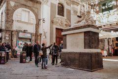 Nápoles: excursão a pé para grupos pequenos pela cidade velha