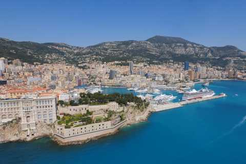 Monaco, Monte Carlo and Eze Half-Day Trip