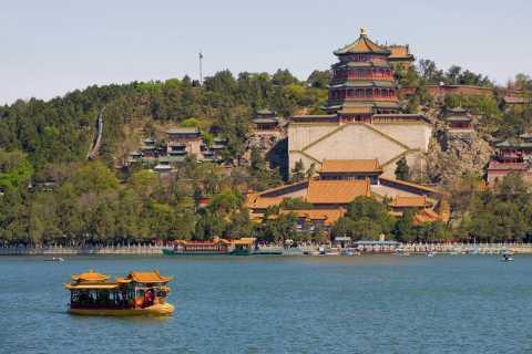 Beijing: Summer Palace Tour with Optional Yuanming Yuan