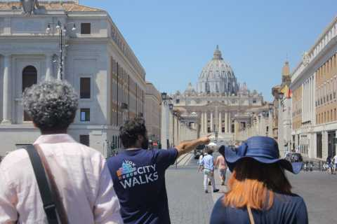 Rome: Hop-on Hop-off Guided Walking Tour