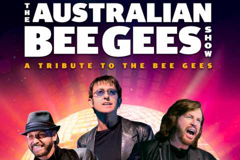 Las Vegas: The Australian Bee Gees at Excalibur Hotel