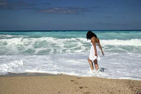 New York City: Beach Day vid Jersey Shore